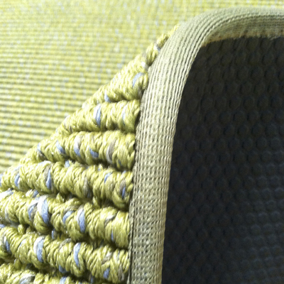 Polyester Binding, Green